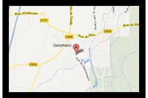37 rue Reuchlin 67150 Gerstheim